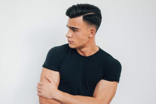 Let Your Hair Follow The Latest Trends With A Taper Fade Cut