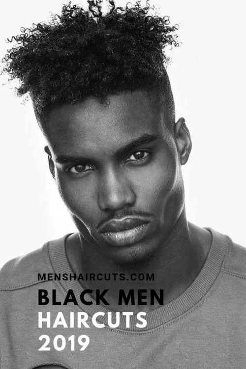 Creative And Stylish Ideas For Black Men Haircuts 2019