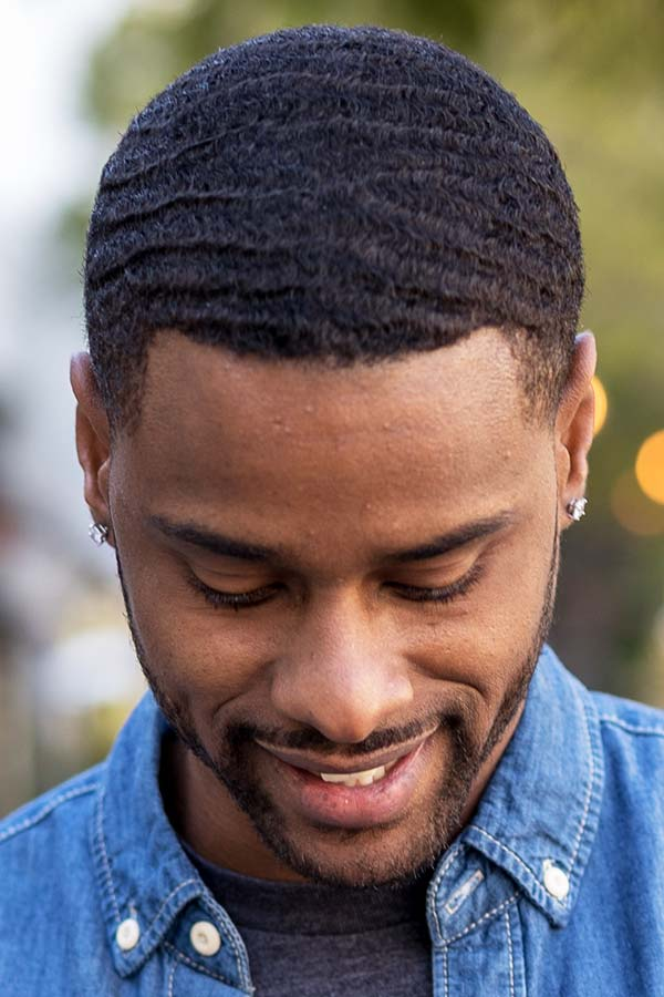 360 Waves #blackmenhaircuts #haircutsforblackmen #afrohair