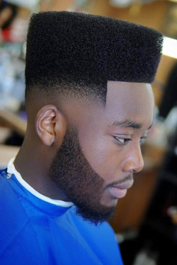 High Flat Top #highflattop #lineuphaircut
