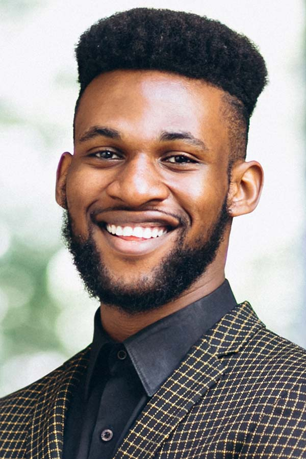 The Gentleman's Haircut #blackmenhaircuts #haircutsforblackmen #afrohair
