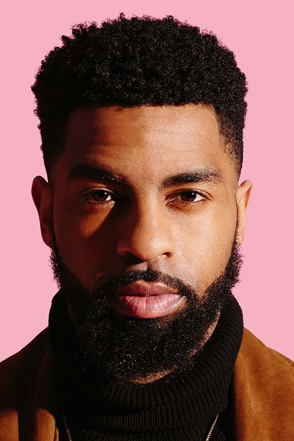 High Fade With A Wavy Top #blackmenhaircuts #haircutsforblackmen #afrohair