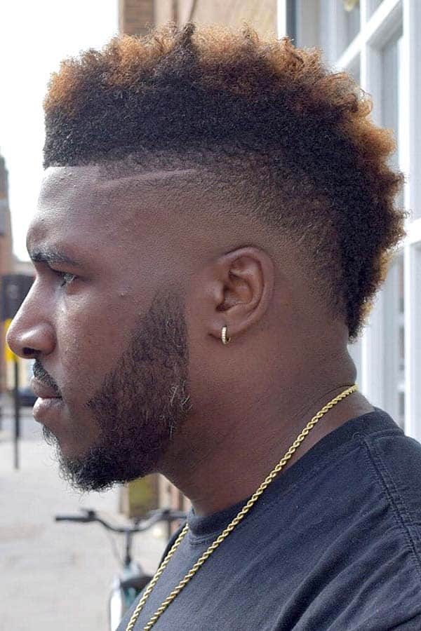 Refined Selection Of The Utmost Burst Fade Haircuts