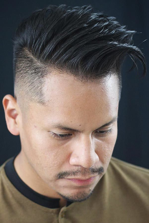 What Is A Disconnected Undercut? #undercut #disconnectedundercut #mensundercut