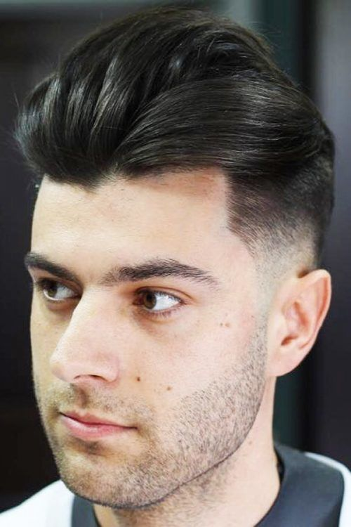 Quiff Top #undercut #disconnectedundercut #mensundercut
