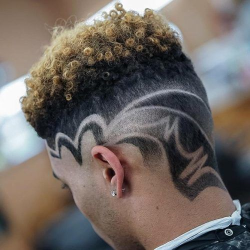 High Top Fade Art Work #highflattop #hightopfade #haircuts