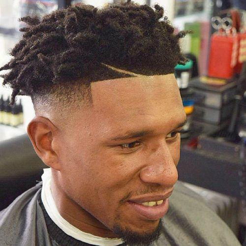 High Top With Dreads  #highflattop #hightopfade #haircuts