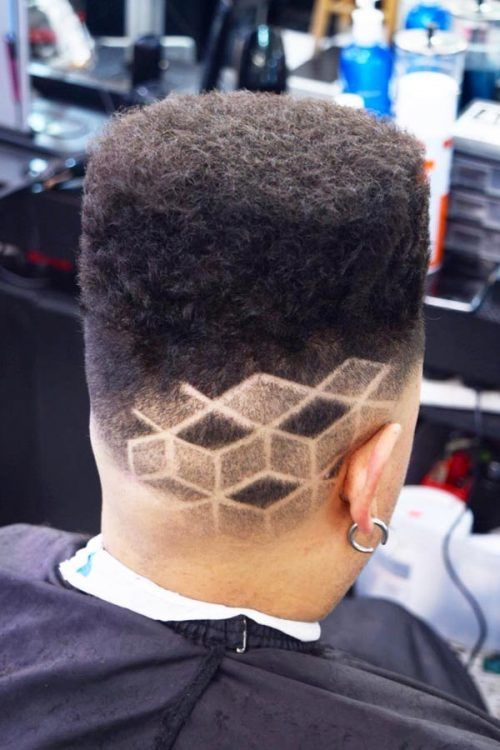 Flat Top Fade With Hair Tattoo  #highflattop #hightopfade #haircuts