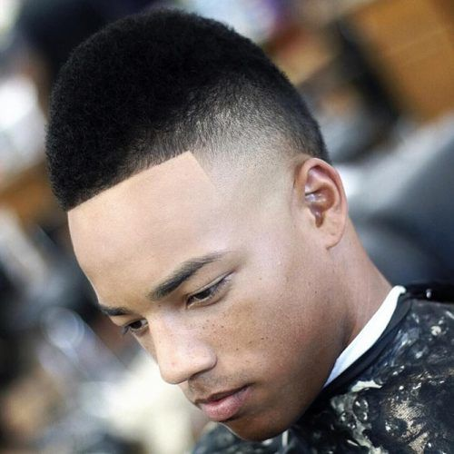 Rounded Top High Fade #highflattop #hightopfade #haircuts