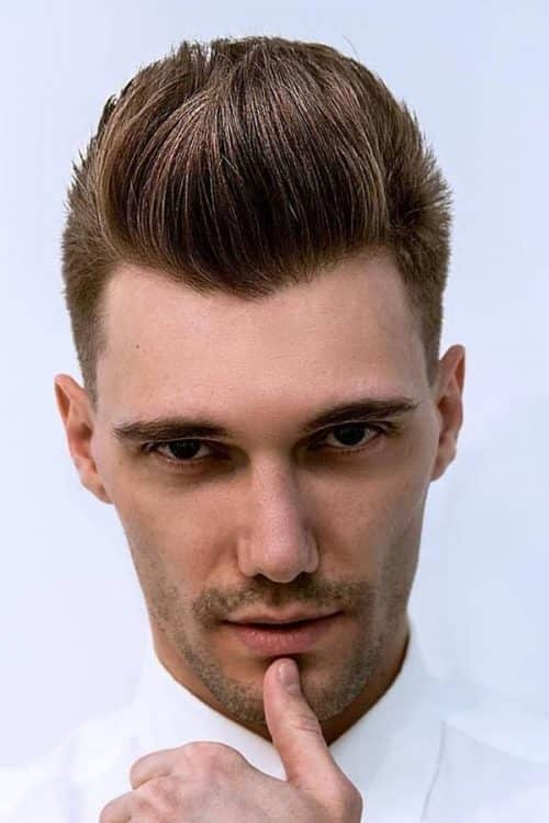 Slick Hairstyles Tips #slickbackhair #slickedbackhair