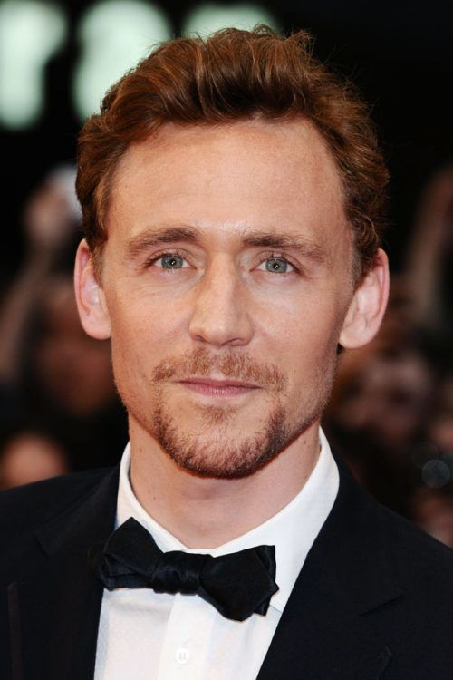 Tom Hiddlestone #slickbackhair #slickedbackhair
