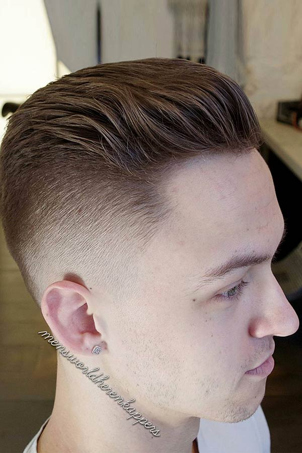 The Pompadour #pompadour #tutorial #shorthair #howtostyleshorthair