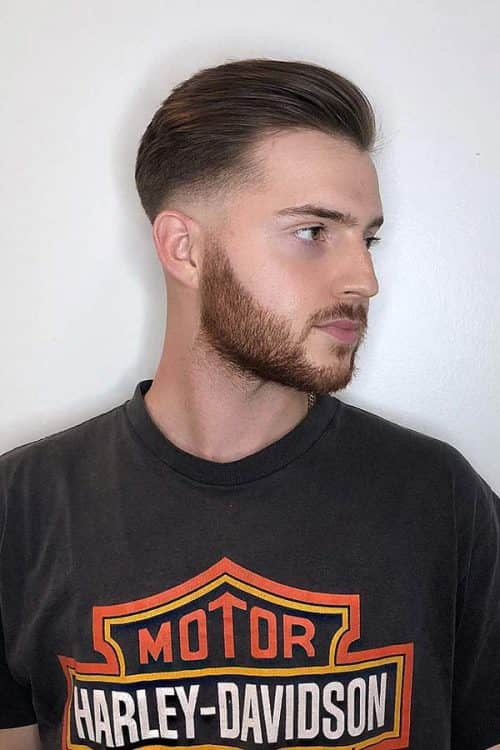 A Taper Fade Short Haircut #taperedfadehaircut #fadehaircut #shorthaircut