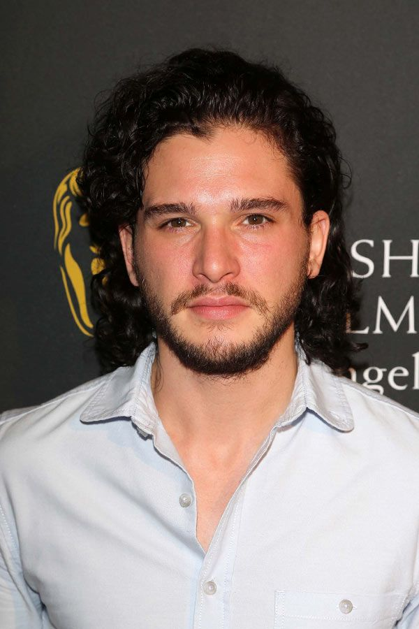 Kit Harrington #beardtype #howtotrimabeard