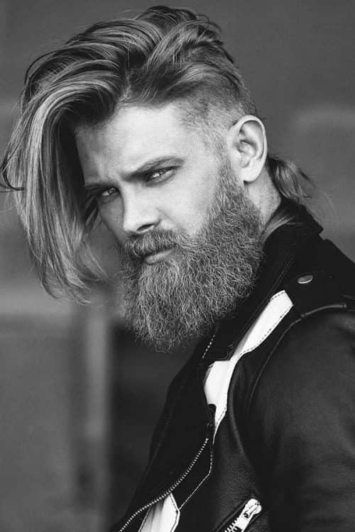 Evaluate Your Beard Hair Type #beardtype #howtotrimabeard
