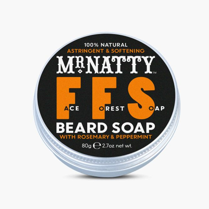 Cleanse And Soften Your Beard With Forest Face Beard Soap (Mr Nattys) #beardproducts #beard #howtotrimabeard