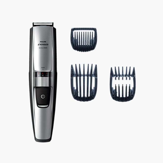 Time To Trim Those Nasty Hairs With Norelco Beard Trimmer Series 5100 ( Philips) #beardproducts #beard #howtotrimabeard