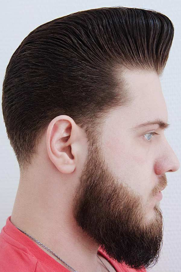 High Volume #pompadour #pompadourmen