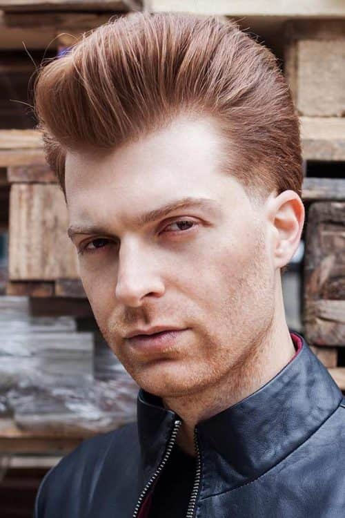 Symptoms To Understand That You Are Losing Hair #recedinghairline #pompadour #redheair #redhead
