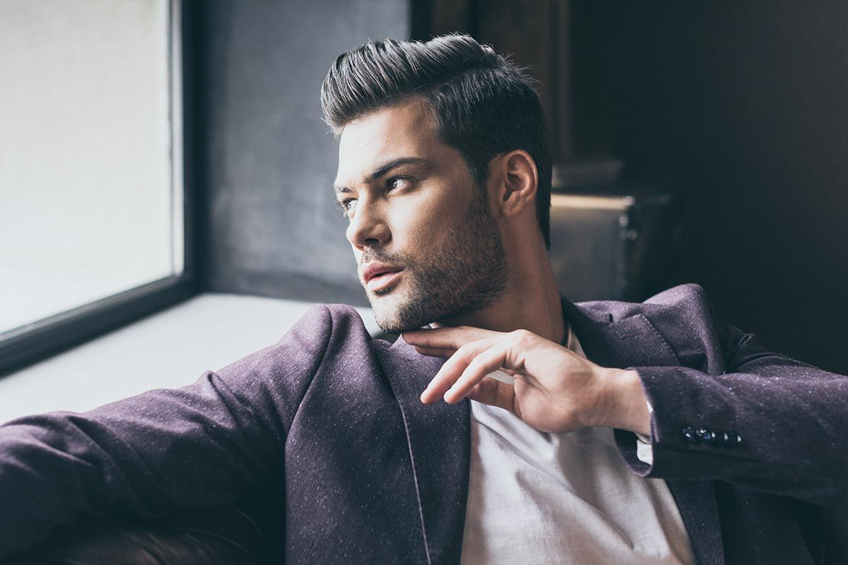 28 Inspirational Ideas For An Effortless Pompadour Hairstyle