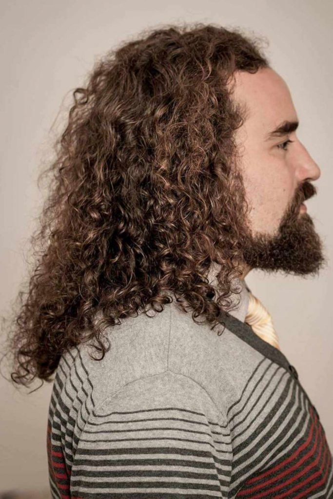 Top Curly Hairstyles For Men To Suit Any Occasion Menshaircuts Com