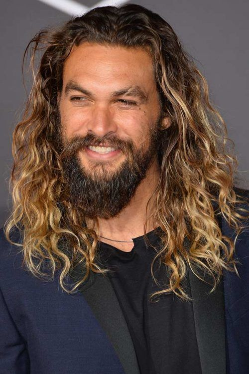 Hairstyles For Men With Curly Hair Long 34