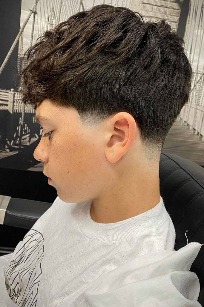 Taper Fade #boyshaircuts #boyshair #haircutsforboys