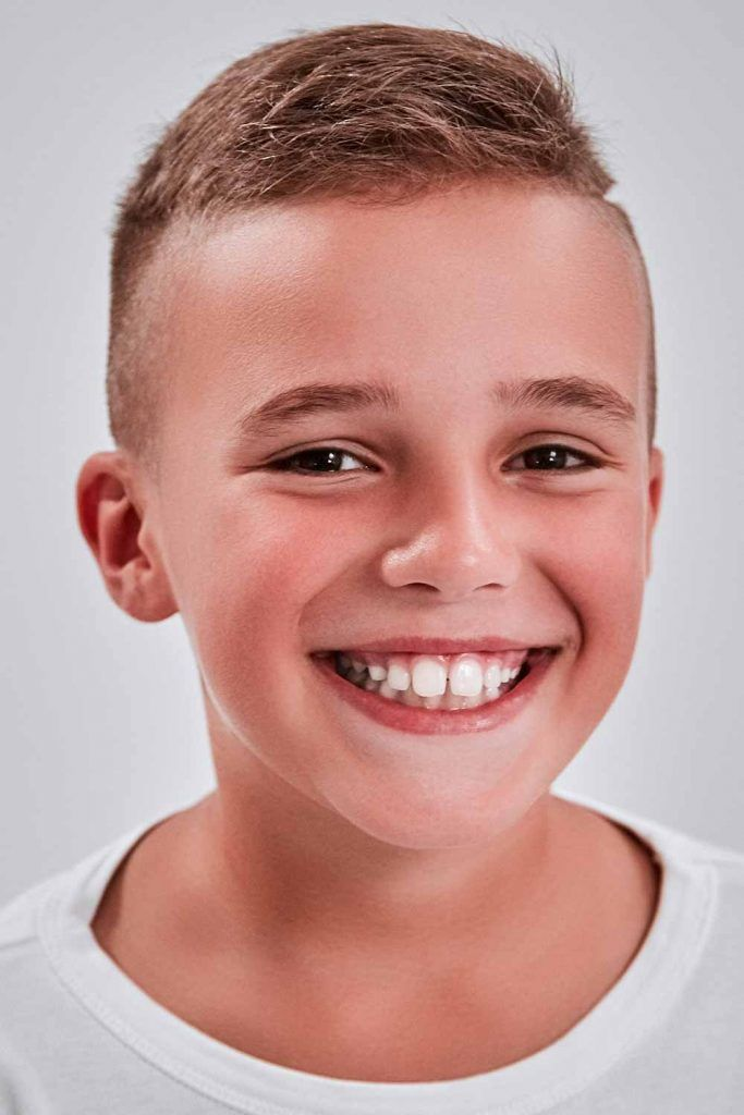 Boys Haircuts Ideas #boyshaircuts #boyshair #haircutsforboys