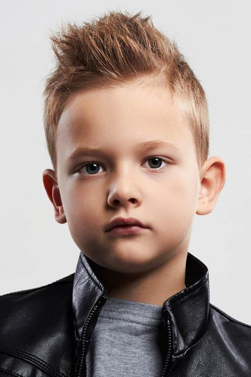 Meet The Boys Haircuts That Will Make Your Style Ready For School #boyshaircuts #boyhaircuts #boyshair