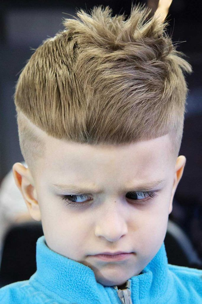 Cool Messy Kids Short Hair #boyshaircuts #boyshair #haircutsforboys