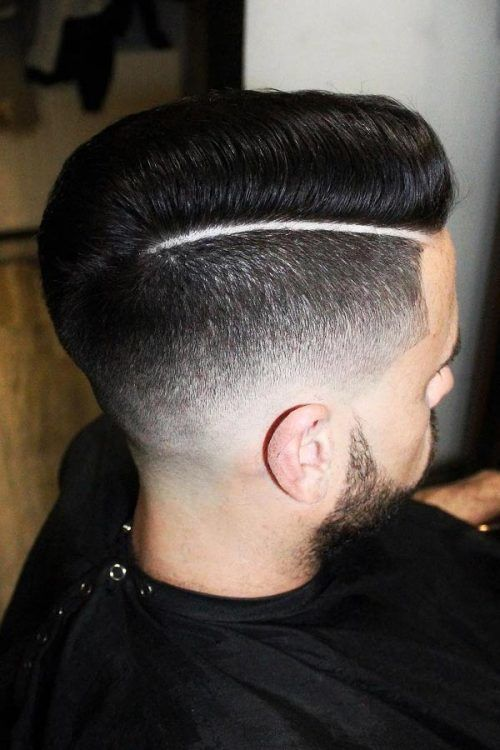 Hard Part Comb Over #hardpart #hardparthaircut #haircuts