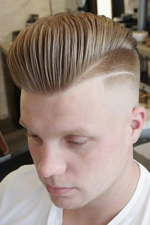 Hard Part Pompadour #hardpart #hardparthaircut #haircuts