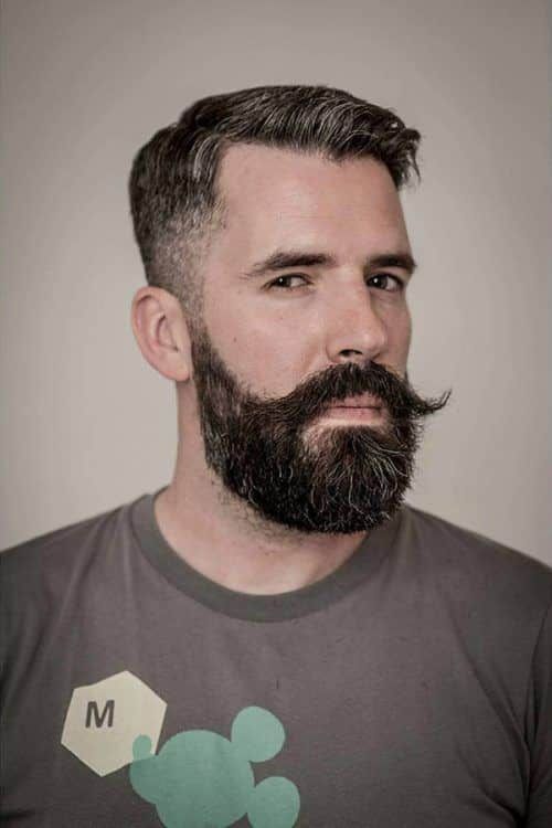 Step By Step Approach To Growing And Styling The Handlebar Mustache