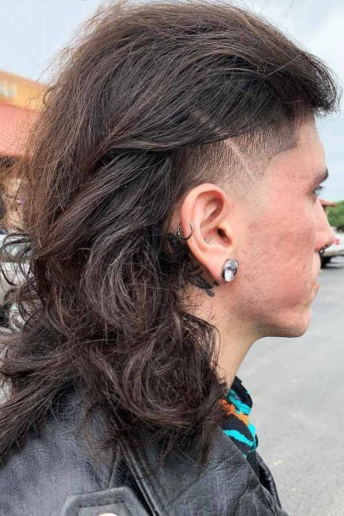 Pleasant Best Mullet Haircut Ideas To Rock The Style Menshaircuts Com Natural Hairstyles Runnerswayorg