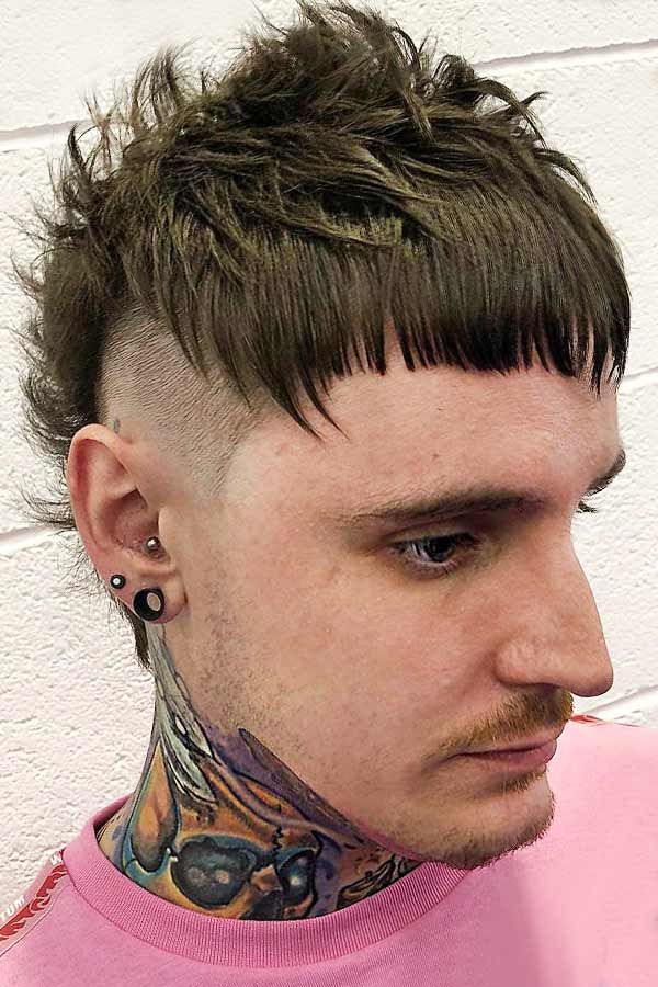 Layered Mullet #mullet #mullethaircut