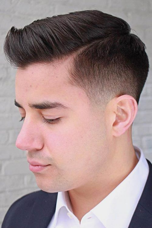 How To Get The Side Part Haircut? #sidepart #sideparthaircut
