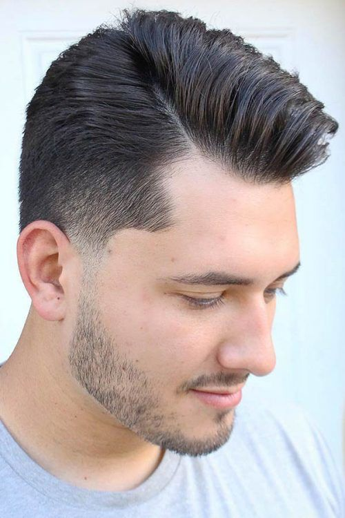 What Is The Side Part Cut? #sidepart #sideparthaircut