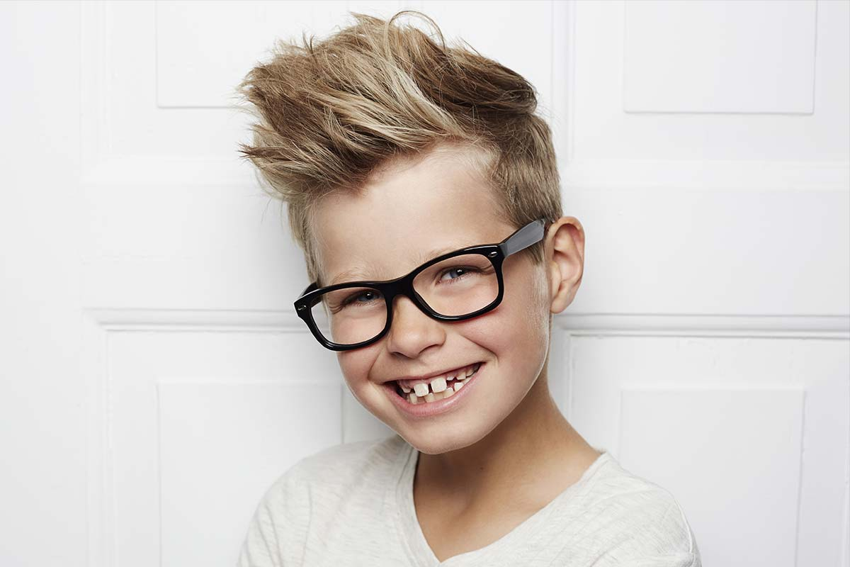 Crisp Ideas For Boys Haircuts To Make His Go-To Look