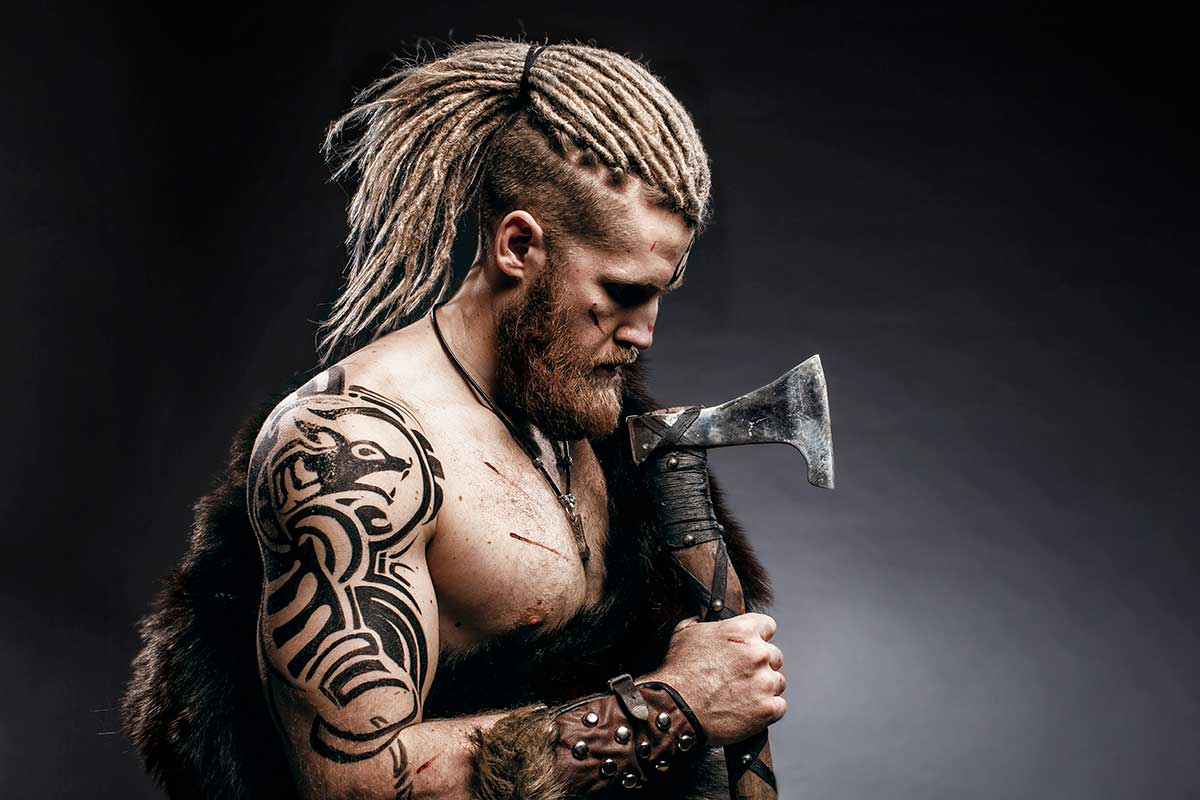 Try Viking Hairstyles To Wake The Real Warrior Inside You