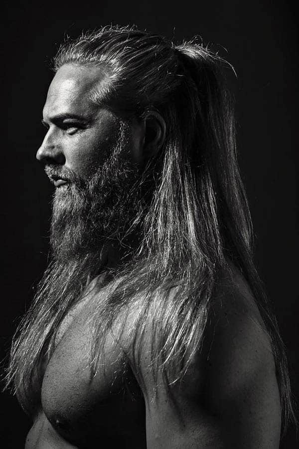 40+ Viking Hairstyles That You Won't Find Anywhere Else | MensHaircuts