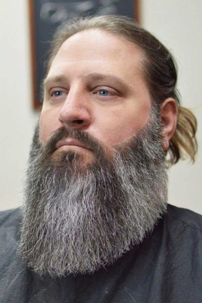Traditional Scandinavian Hairstyles With Beard #vikinghaircut #vikinghairstyles
