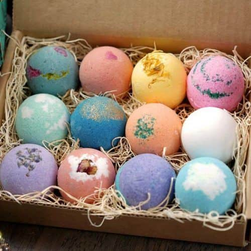 LifeAround2Angels Bath Bomb Gift Set #christmasgifts