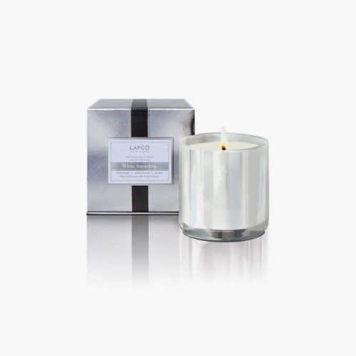 LAFCO White Snowdrop Candle #christmasgifts