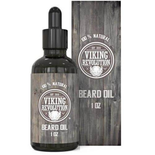 Viking Revolution Beard Oil #bestbeardoil #beardcareproducts #facialhair #vikingrevolutionbeardoil
