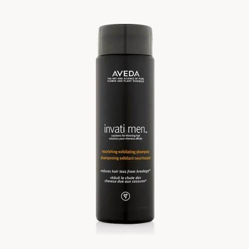 Invati Men Nourishing Exfoliating Shampoo #menshampoo