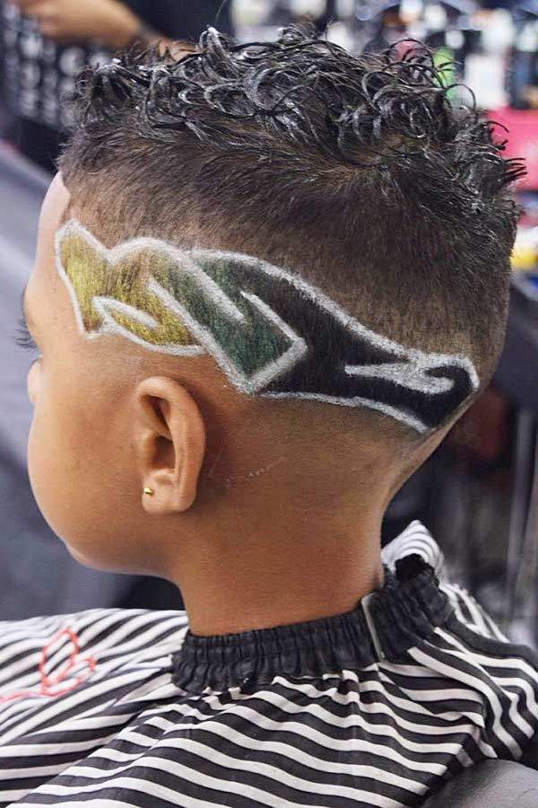 Black Boys Haircuts Compilation To Cultivate A Good Taste In Your Kid
