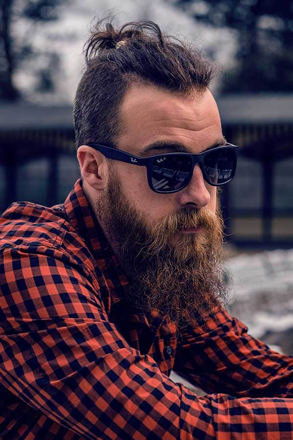 How To Grow A Beard Quick Instructions #howtogrowabeard #mustache #facialhair #menshaircuts #fullbeard #longtop #topknot