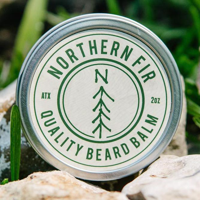Beard Balm (Northern Fir) #howtogrowabeard #facialhair #menshaircuts