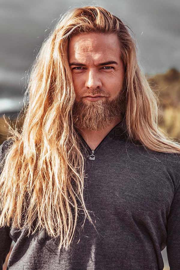 Helpful Tips For Men With Long Hair #howtogrowhair #longhairmen