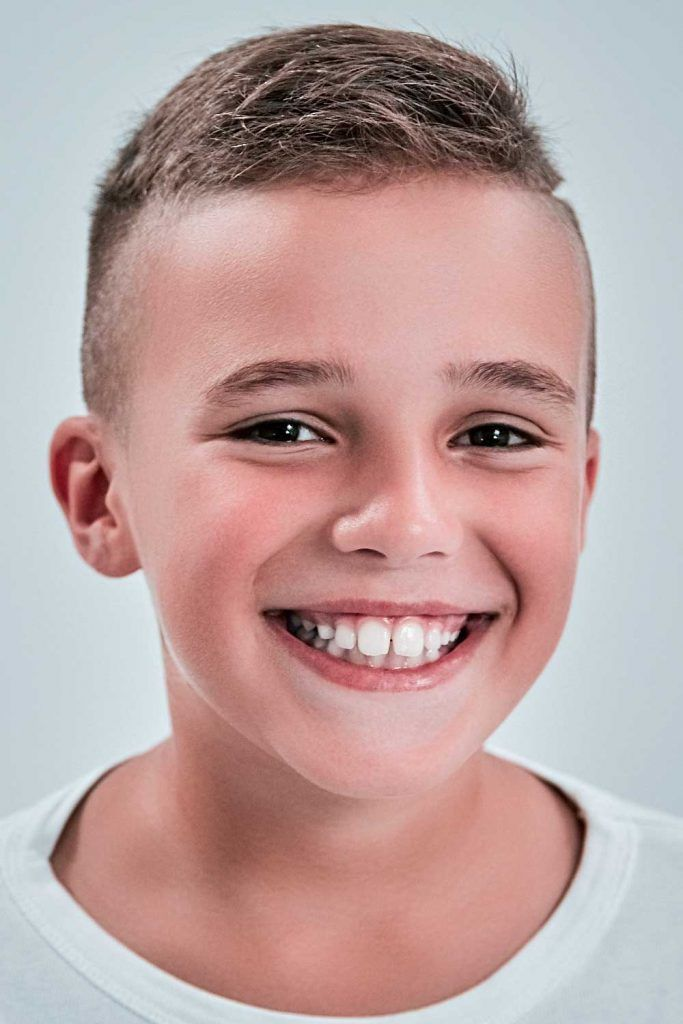 Boys Crew Cut #boyshaircuts #littleboyhaircuts #todlerboy #boyshair #todlerboyhair
